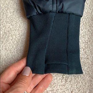 lululemon athletica Jackets & Coats - Size 4 lululemon heavy wind breaker coat
